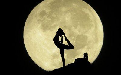 Der Mondgruß – Chandra Namaskar