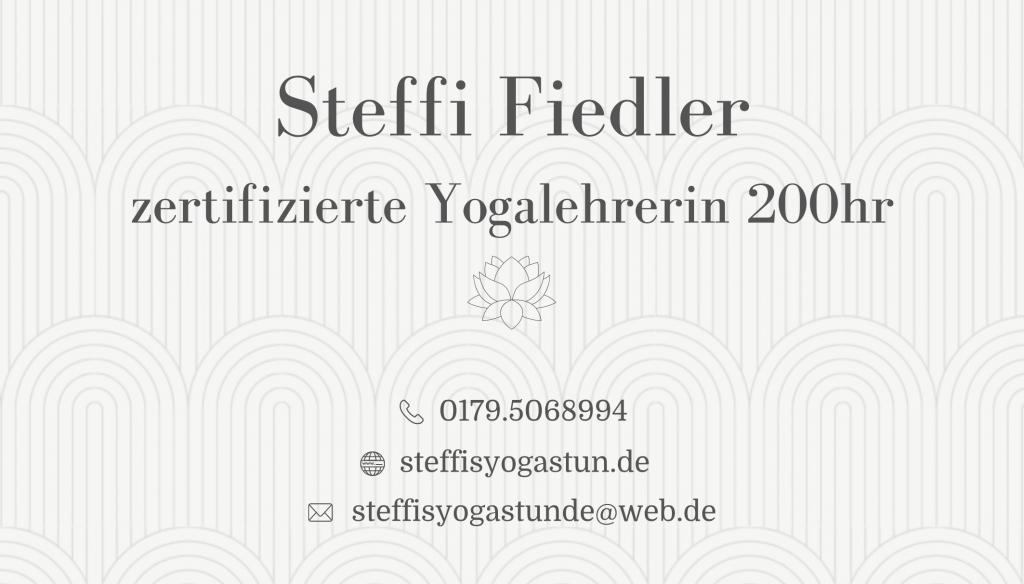 steffi fiedler